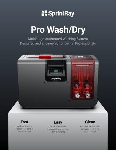 SprintRay Pro Wash/Dry