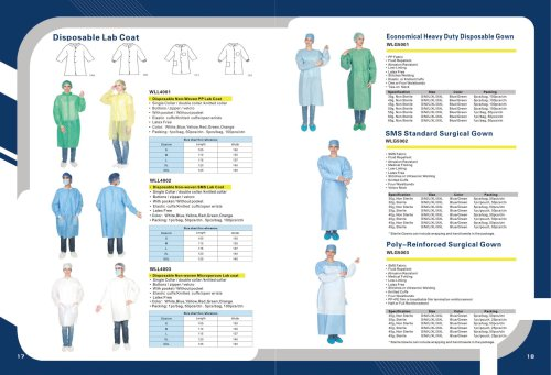 Disposable Suirgical Gown
