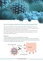 Novel Coronavirus (2019-nCoV) Neutralizing Antibody Rapid Test