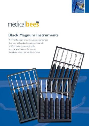 Black Magnum Instruments