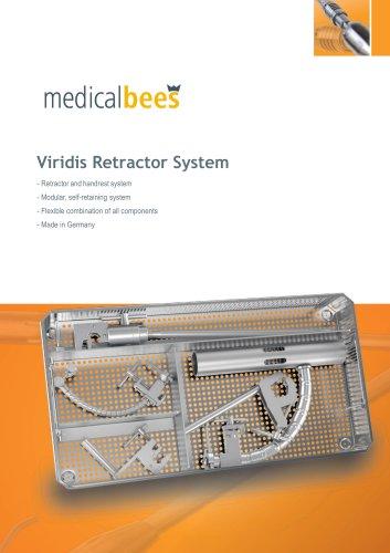 Viridis Retractor System