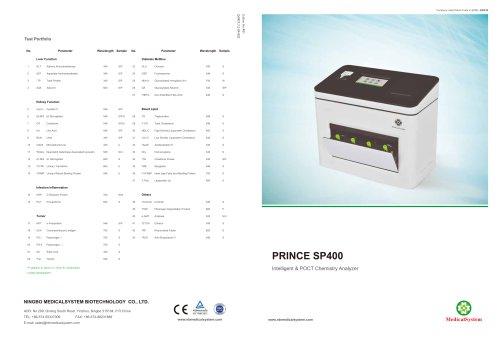 PRINCE SP400