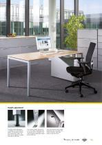 Desks, pedestals, and chairs - 12