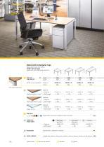 Desks, pedestals, and chairs - 13