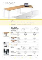 Desks, pedestals, and chairs - 17