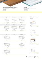 Desks, pedestals, and chairs - 6
