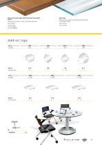 Desks, pedestals, and chairs - 8
