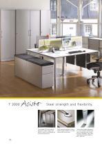 Desks, pedestals, and chairs - 9