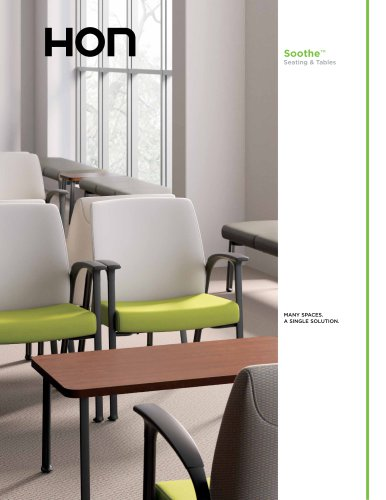 Soothe Seating & Tables