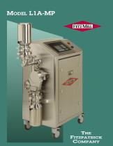 L1A Containment Laboratory Grinding Mills