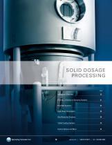 Catalog 12 - Solid Dosage Processing