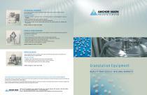 Dry Powder & Granulation Equipment