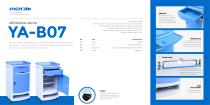 YA-B07 Medical Bedside Locker - 1