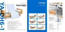 YA-DH6-1 Rotating chair bed - 1