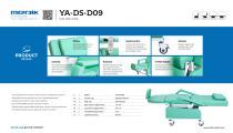 YA-DS-D09 Reclining Dialysis chair
