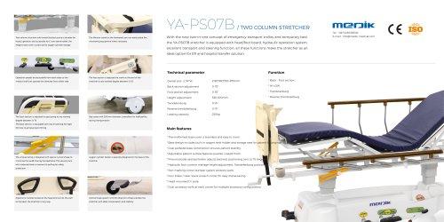 YA-PS07B Transport Stretcher Trolley