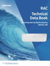 RAC Technical Data Book
