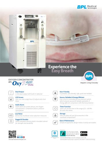 Experience the Easy Breath