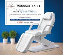 DP-8294 electric massage table with three motors - 1
