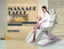 DP-8394 electric massage table - 1
