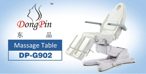DP-G902A tilting massage table Dongpin