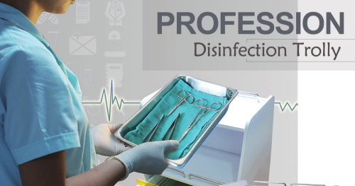 DP-T601 Medical Disinfection Trolley