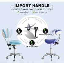 DP-Y941 professional dental chair with height adjustable - 5