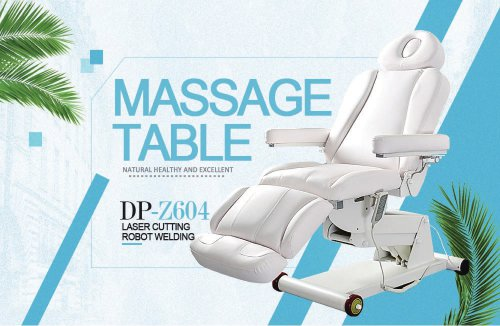 Z604 massage table and pedicure chair