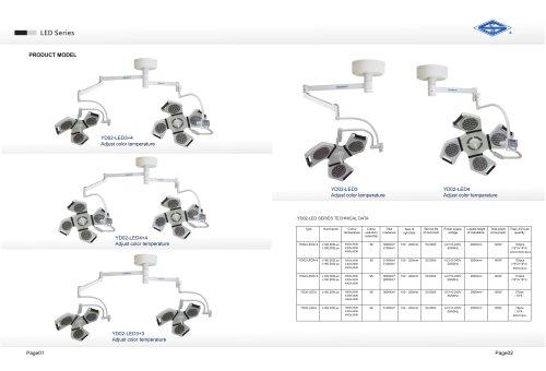 HFMED/LED/YD02-LED(Adjust)/Medical equipment