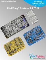 PediFrag ™  System 2.7/3.5