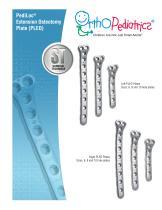 PediLoc ® Extension Osteotomy