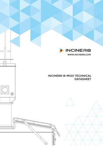 i8-M120 Large Capacity Medical Incinerator