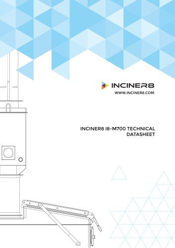i8-M700 High Capacity Medical Incinerator