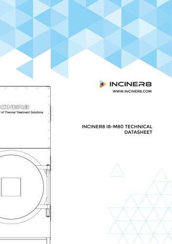 i8-M80  Medical Incinerator