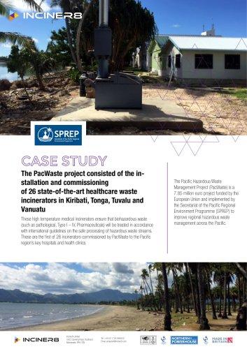 Small Medical Incinerators in Remote Locations