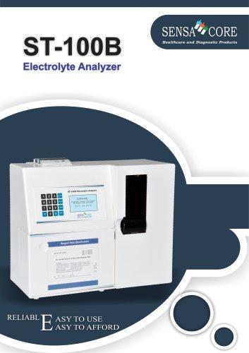 ST-100B Electrolyte Analyzer