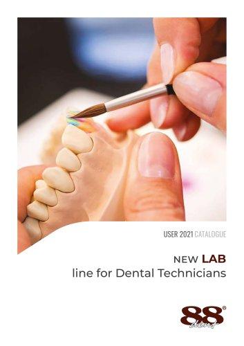 Dental technicians catalogue