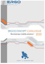 Calalogue ErgoConcept