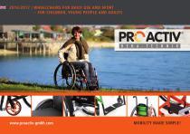 Catalogue Wheelchairs