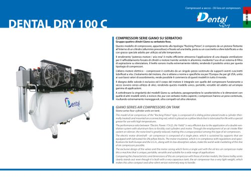 DENTAL DRY 100 C