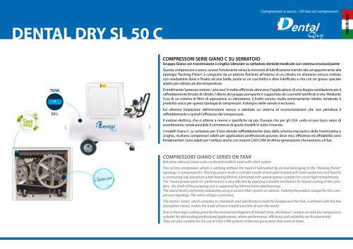 DENTAL DRY SL 50 C