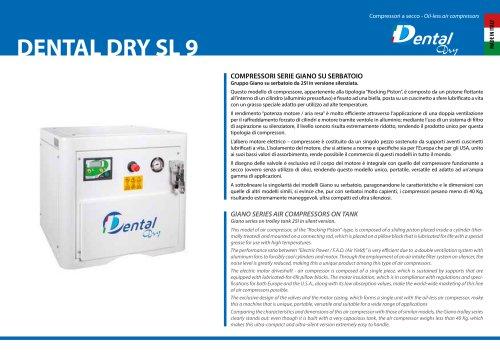 Dental Dry  SL 9