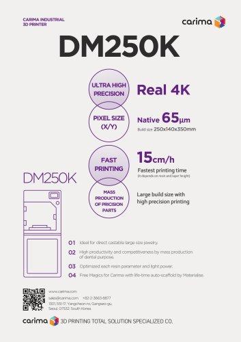DM250K