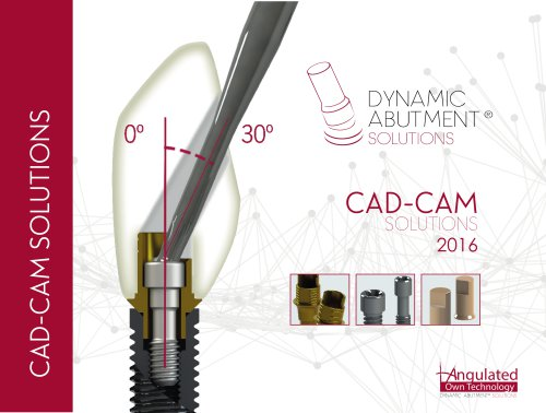 CAD-CAM SOLUTIONS