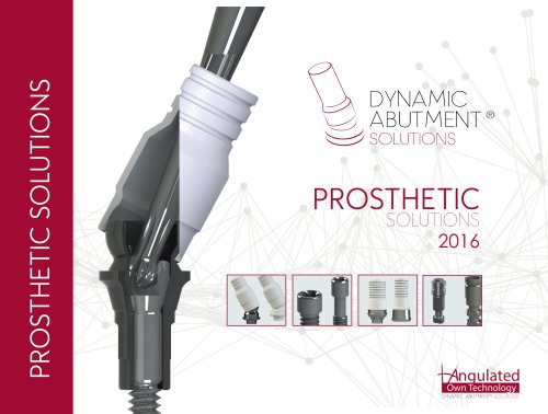 PROSTHETIC SOLUTIONS 2016
