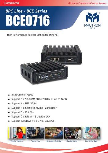 BCE0716