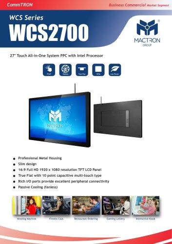 WCS2700