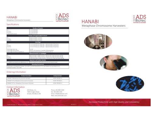 HAnabi Metaphase Chromosome Harvesters