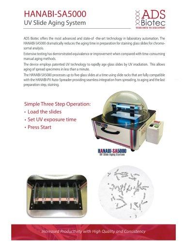 HANABI-SA5000 – UV Slide Aging System