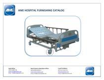 AME HOSPITAL FURNISHING CATALOG